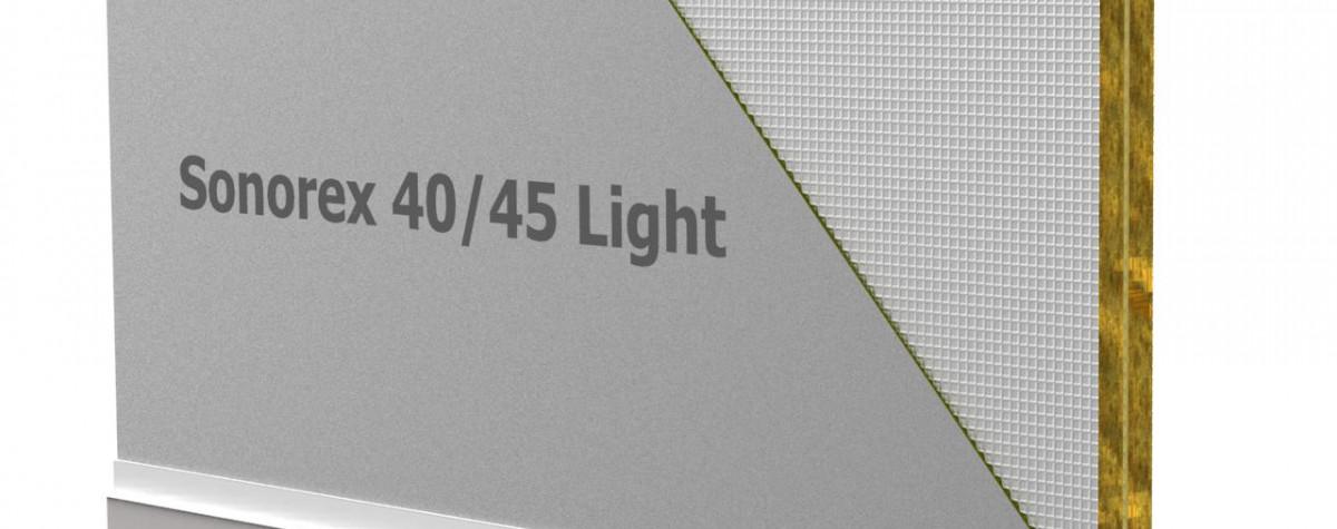 Sonorex 40/45 Light